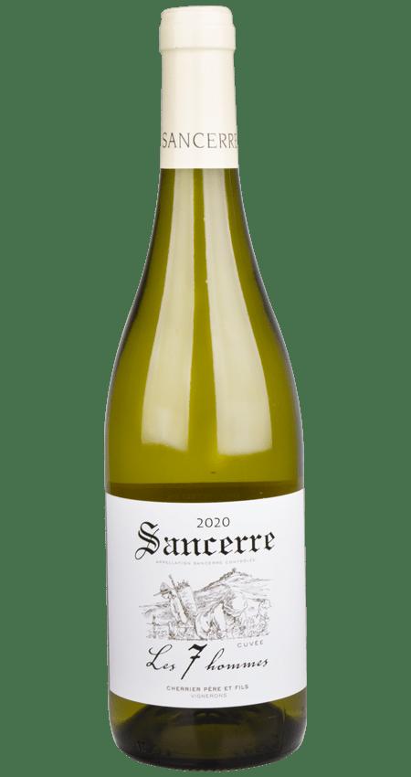Sancerre Sauvignon Blanc 2020 Cherrier Père et Fils 'Les 7 Hommes'