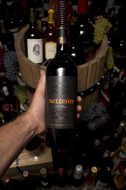 Nellcote Cabernet Sauvignon 500 Chevaux Napa 2015