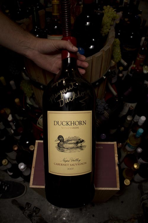 Duckhorn Cabernet Sauvignon Napa Valley 1997 (6 Liter)