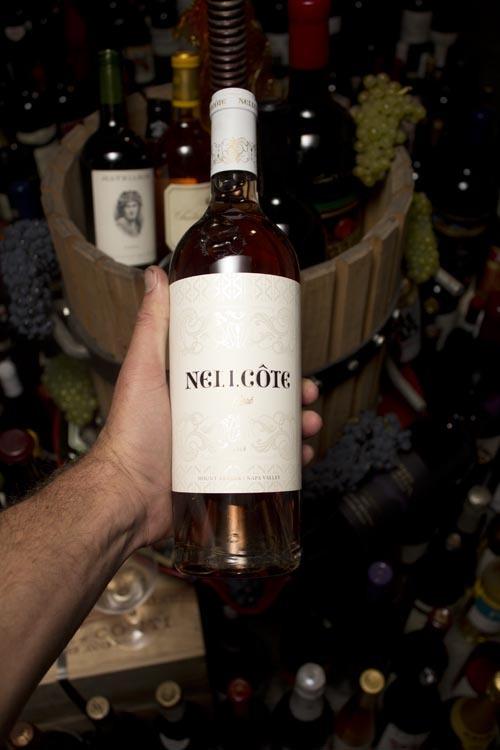 Nellcote Rose Mt Veeder (Foil Cap) 2018