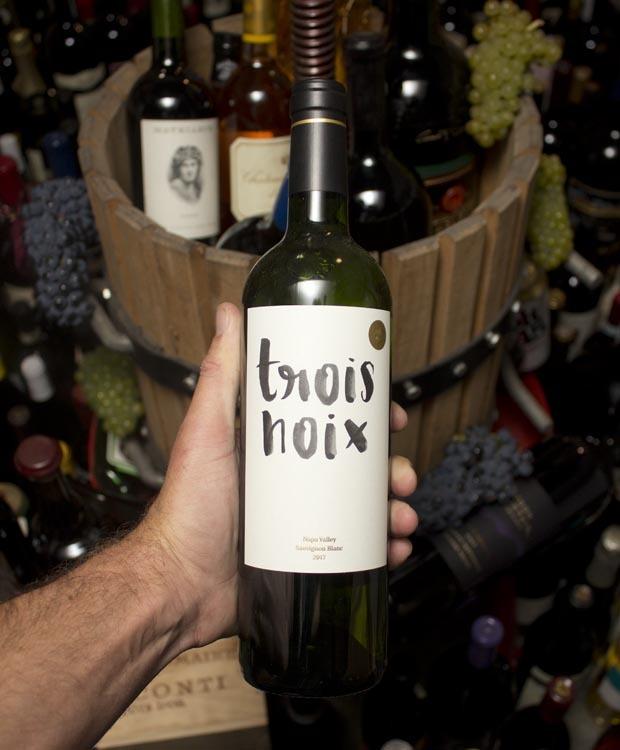 Trois Noix Sauvignon Blanc 2017