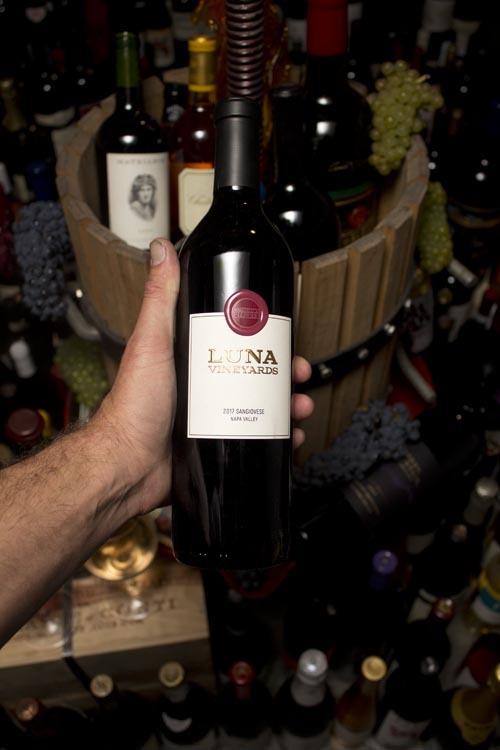 Luna Sangiovese Winemaker's Reserve 2017