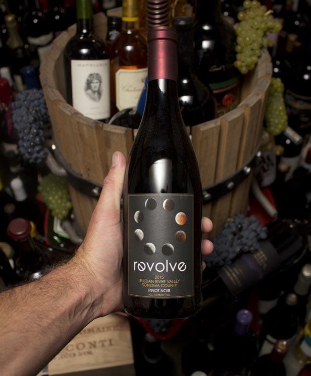 Revolve Pinot Noir Russian River 2015