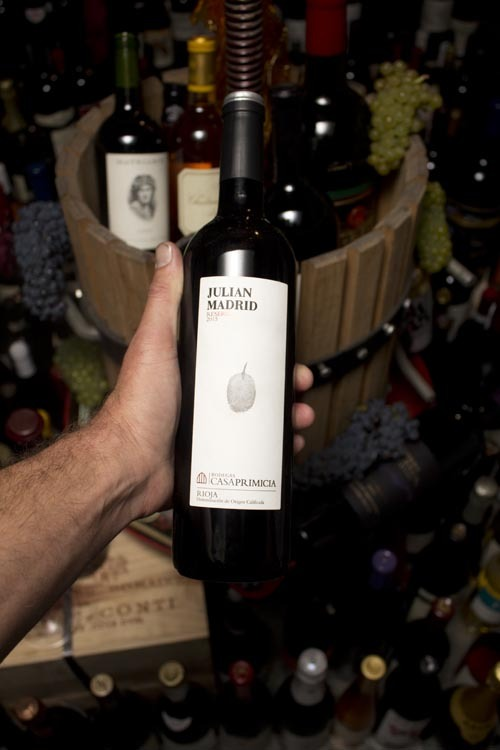 Bodegas Julian Madrid Rioja Casaprimicia Reserva 2015