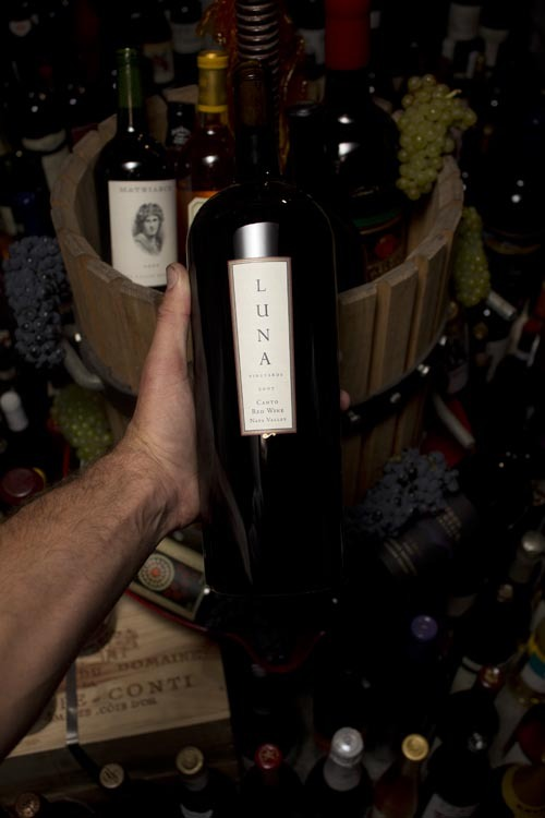 Luna Canto Select Red Wine Napa Valley 2007 (Magnum)