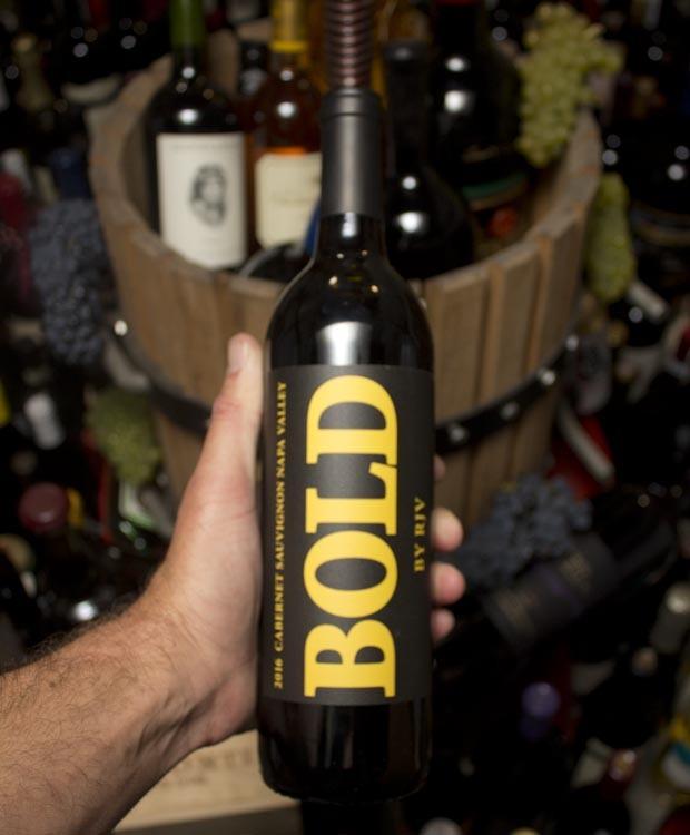 Robert John Vineyards Cabernet Sauvignon Bold 2016