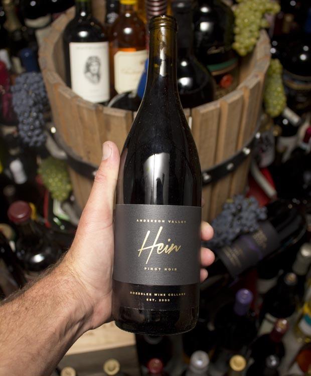 Roessler Wine Cellars Pinot Noir Hein 2016