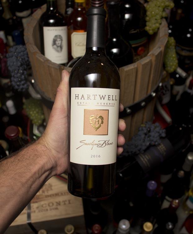Hartwell Estate Reserve Sauvignon Blanc 2016