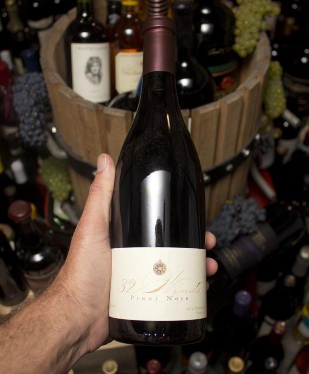 32 Winds Pinot Noir Maestro Sonoma Coast 2013