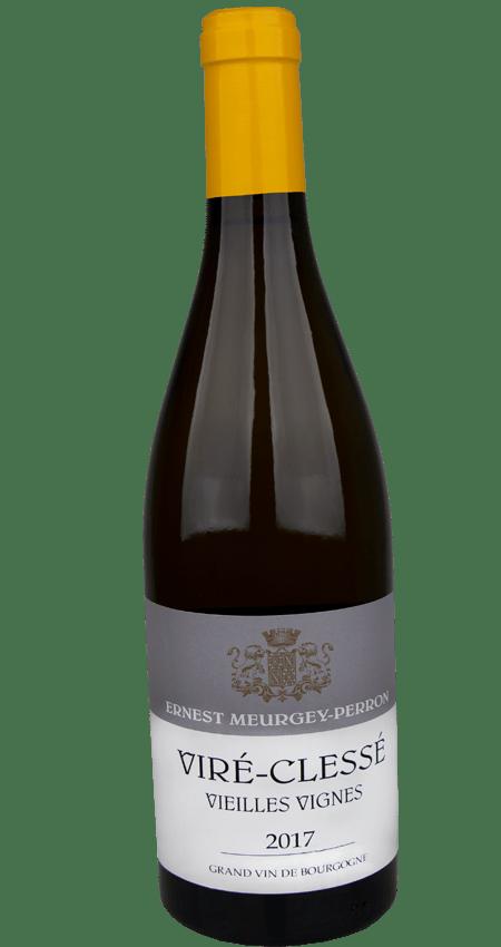 White Burgundy Viré-Clessé Vieilles Vignes Ernest Meurgey-Perron 2017