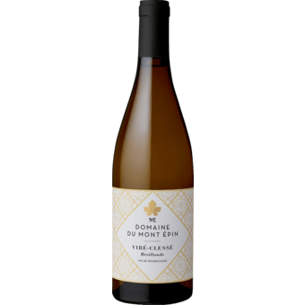 2018 Domaine Du Mont Epin Breillonde Vire Clesse