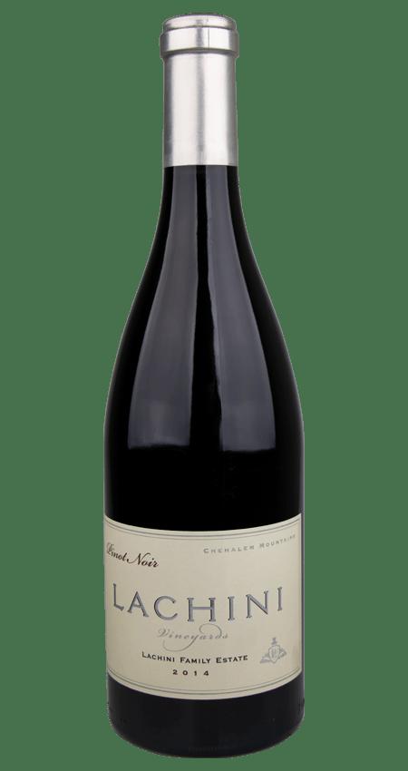 92 Pt. Lachini Vineyards Family Estate Willamette Valley Pinot Noir 2014
