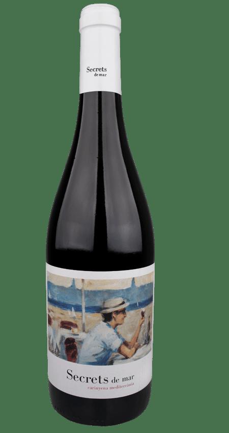 Clos Galena Terra Alta Secrets De Mar Tinto 2018