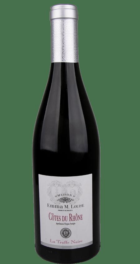 Emma M. Louise AOP Côtes du Rhône Red La Truffe Noire 2019