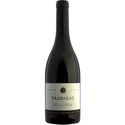 2018 Quinta Santa Rosa Vineyard Sta. Rita Hills Pinot Noir