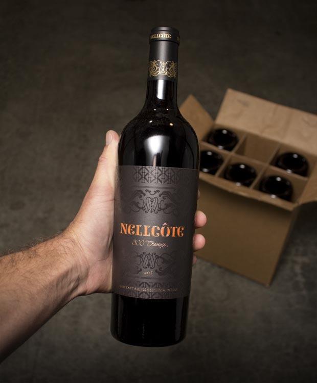 Nellcote Cabernet Sauvignon 500 Chevaux Napa 2016