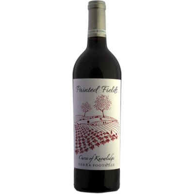 2019 'Curse of Knowledge' Painted Fields Cabernet Blend