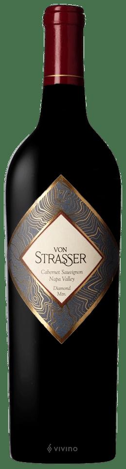 Von Strasser Cabernet Sauvignon 2019
