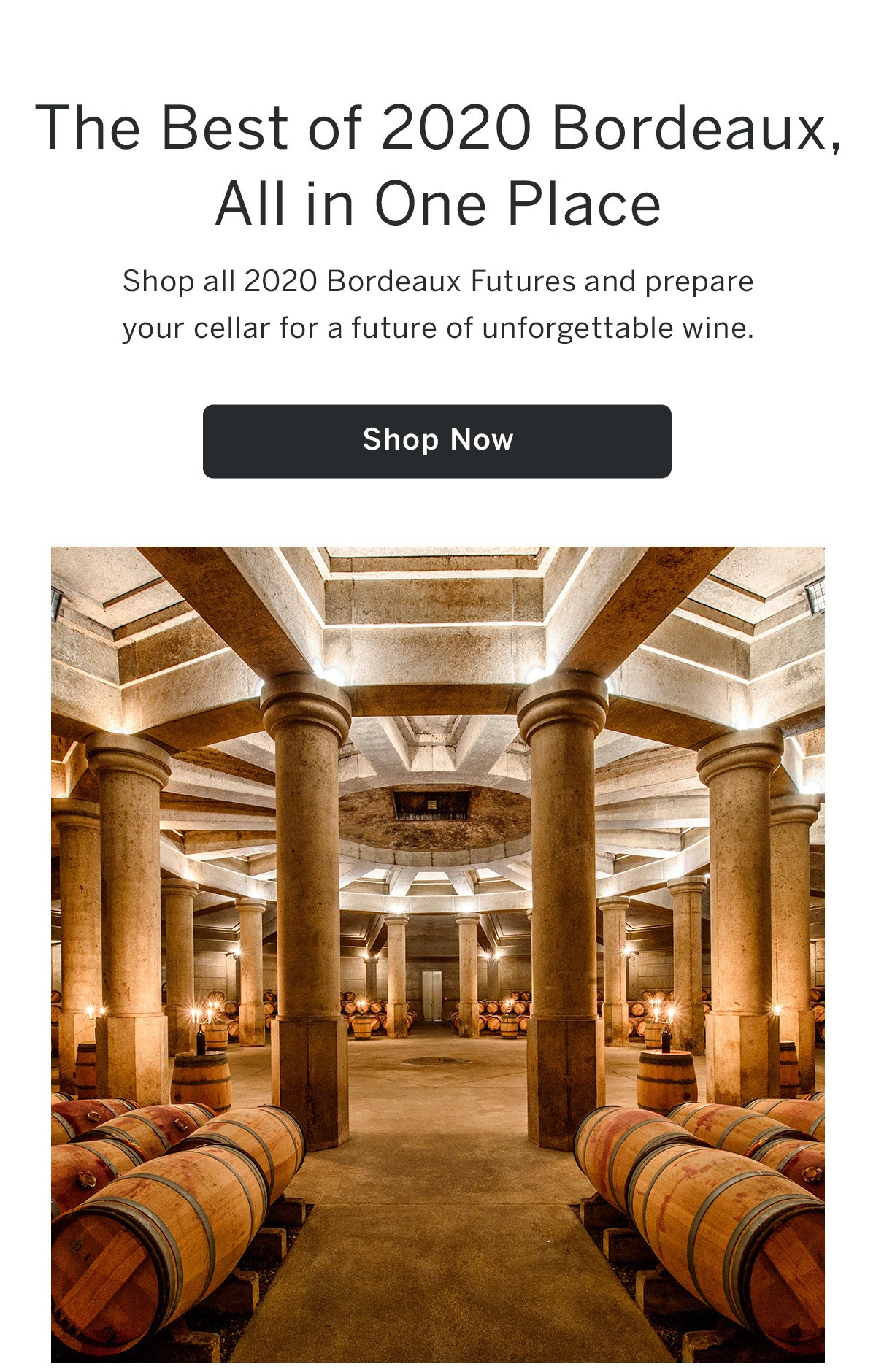 2020 Bordeaux Futures
