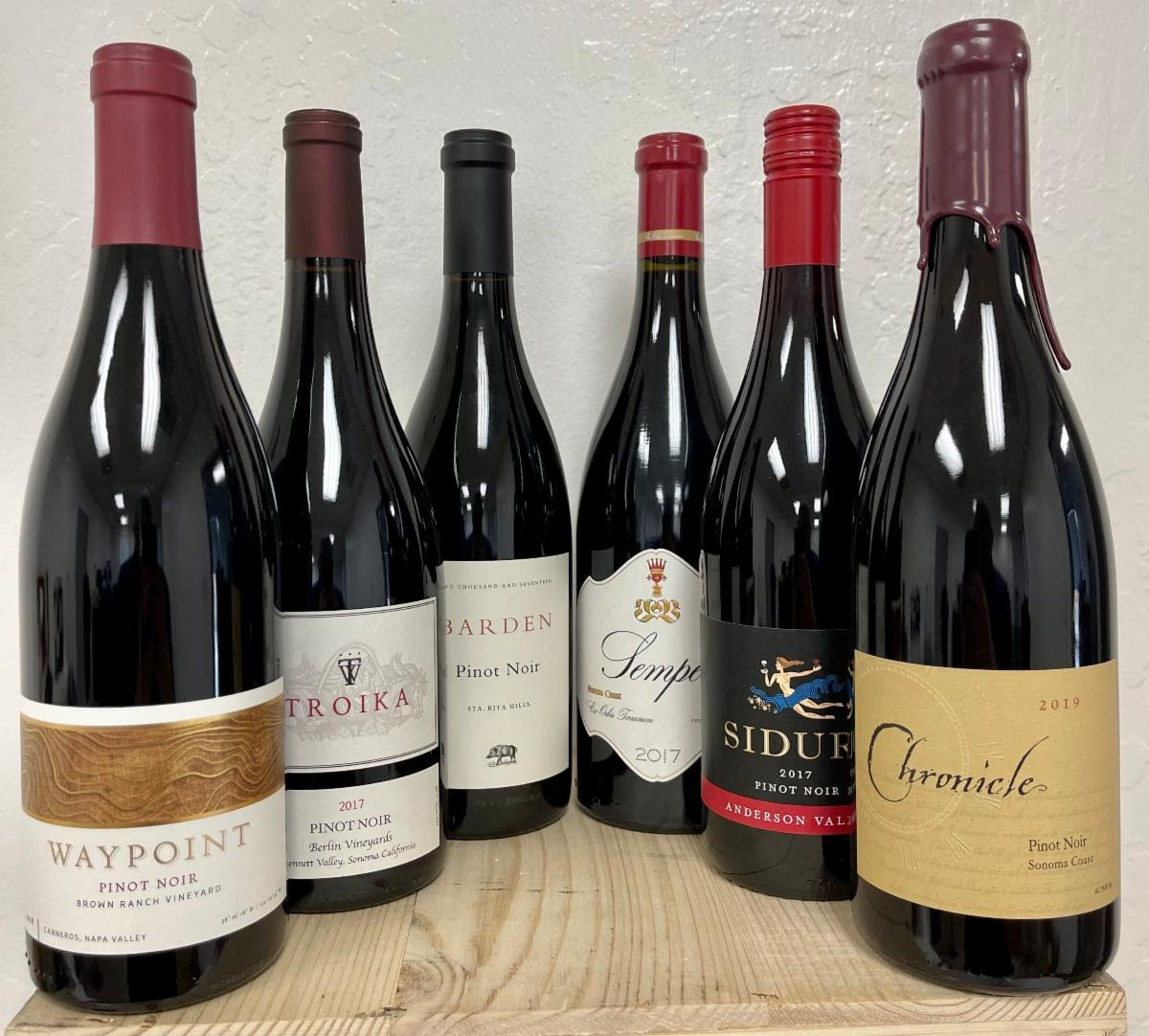 Power Pinot Super Pack (6 Cult-Level Pinot Noirs)