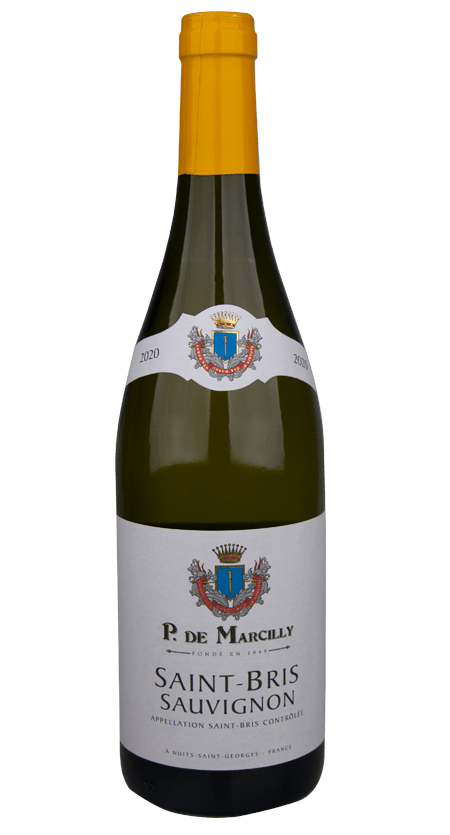 P. de Marcilly Saint-Bris 2020 Sauvignon Blanc