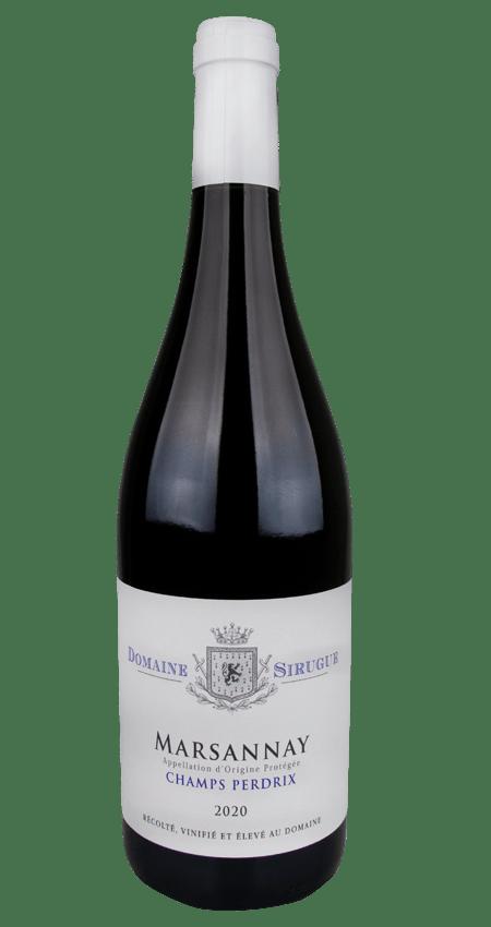 Domaine Sirugue Marsannay Rouge 'Les Champs Perdrix' 2020