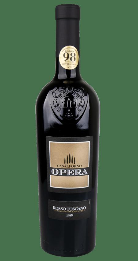 Opera Super Tuscan Toscana Rosso IGT 2018