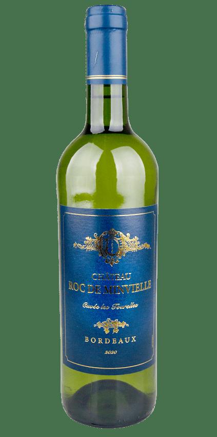 Château Roc de Minvielle Bordeaux Blanc 2020