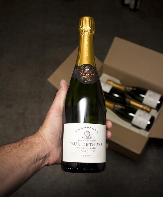 Paul Dethune Ambonnay Grand Cru Champagne Brut NV