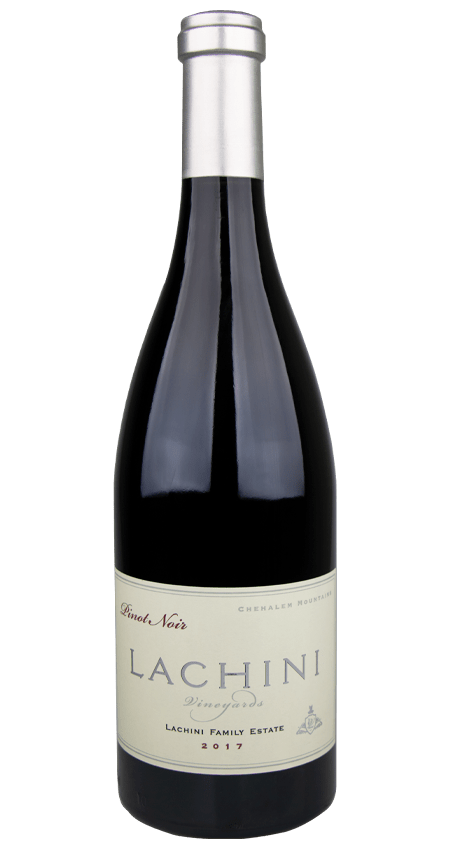 92 Pt. Lachini Vineyards Family Estate Willamette Valley Pinot Noir 2017