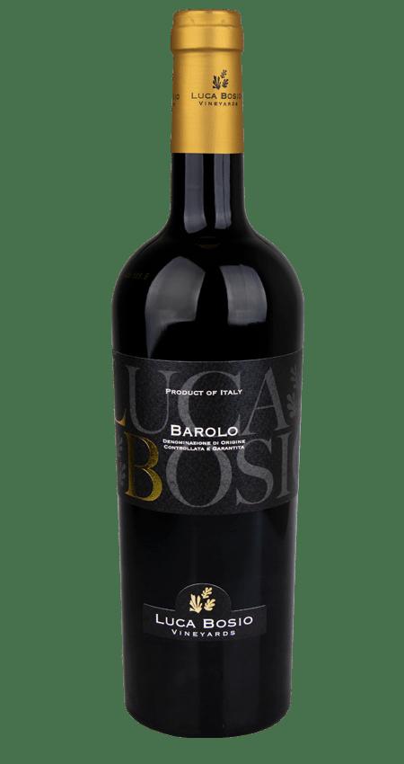 Luca Bosio Barolo 2017