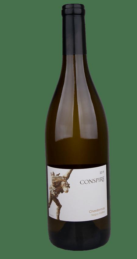 Conspire Wines Napa Valley Chardonnay 2019