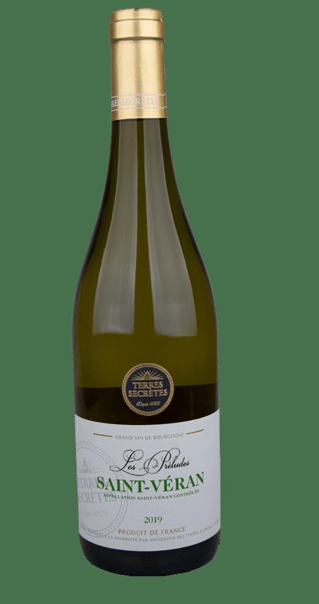 Terres Secrètes Saint-Véran Les Préludes White Burgundy 2019