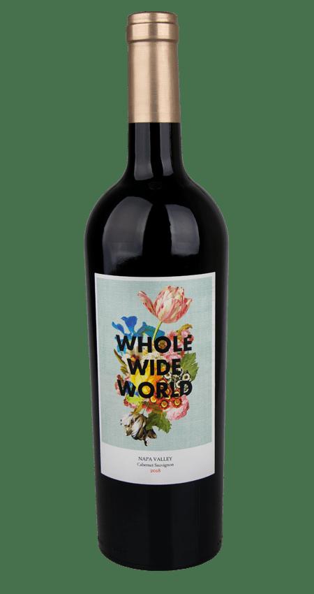 Promise Wine Company Napa Valley Cabernet Sauvignon 2018 'Whole Wide World'