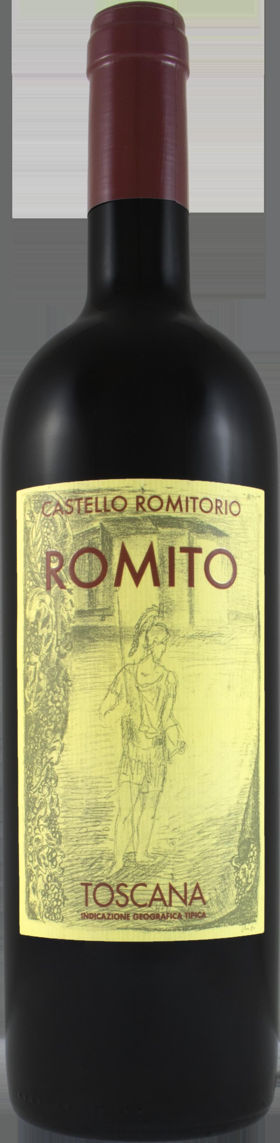 2015 Castello Romitorio Romito Toscana Rosso