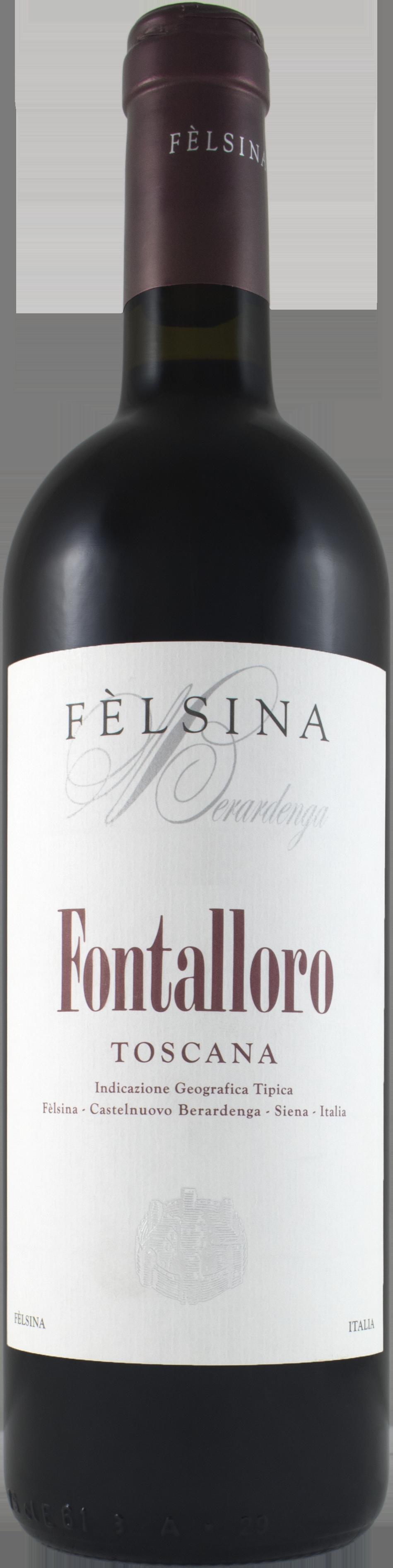 2016 Felsina Fontalloro