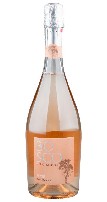 Bosco dei Cirmioli Rose Extra Dry Sparkling Wine N/V