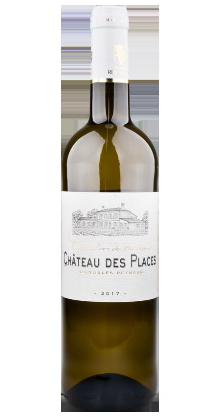 Château des Places Graves Blanc 2017