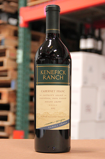 KENEFICK RANCH – CAITLIN'S SELECT