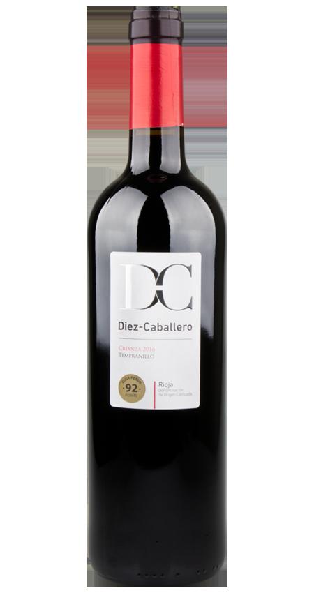 Rioja Crianza 2016 Diez-Caballero