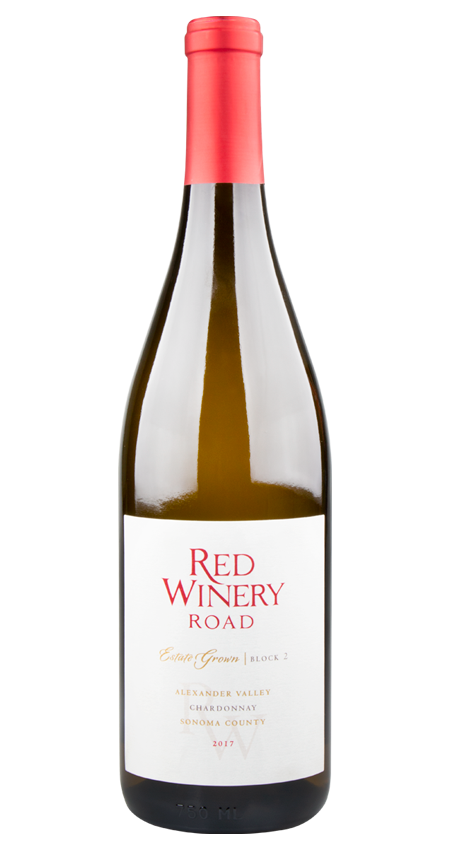 Robert Young Red Winery Road Chardonnay 2017